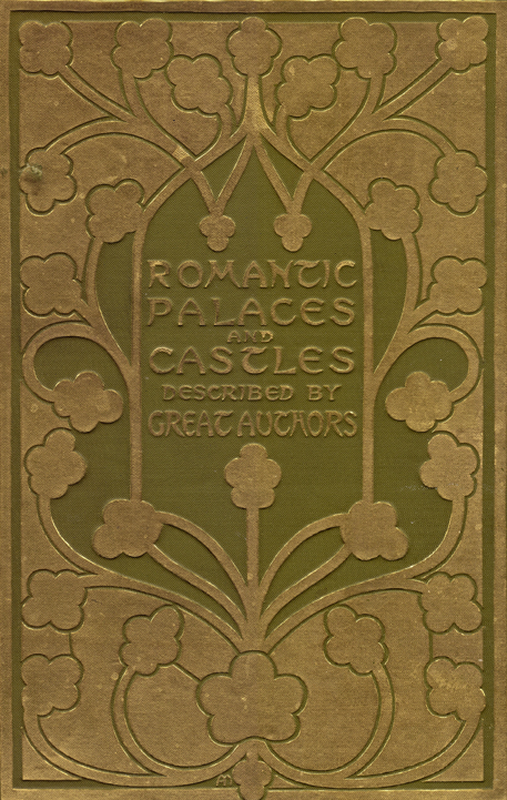 Green and gilt image of the Cover to this book.