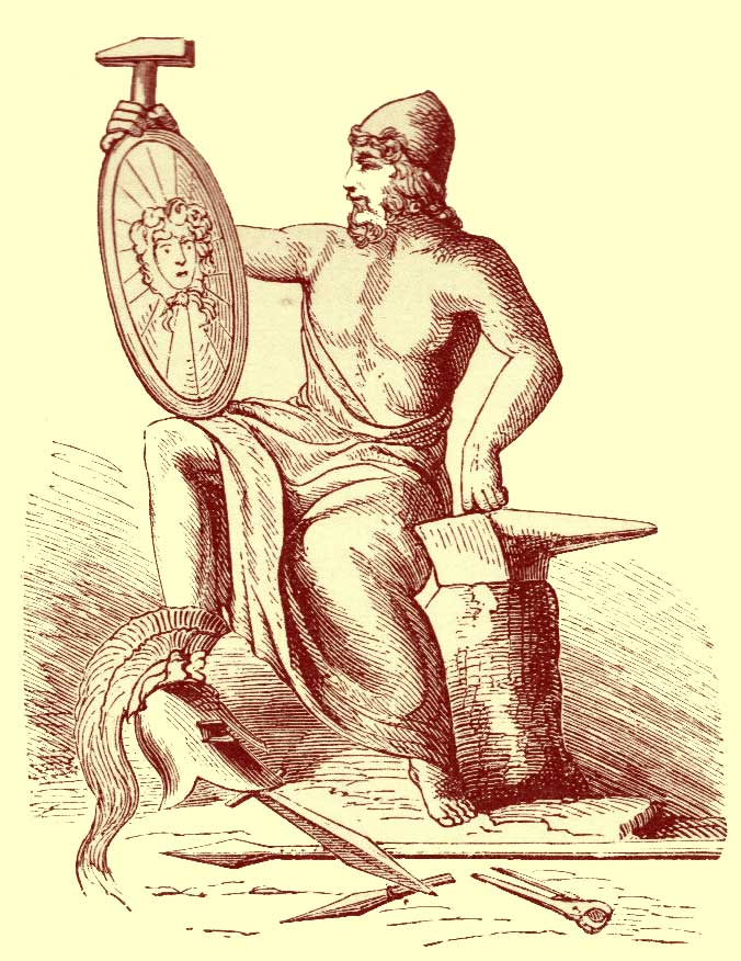 Sethlans * Vulcan * Hephaestus | Illyria Forums (Balkans ...  Vulcan Roman God