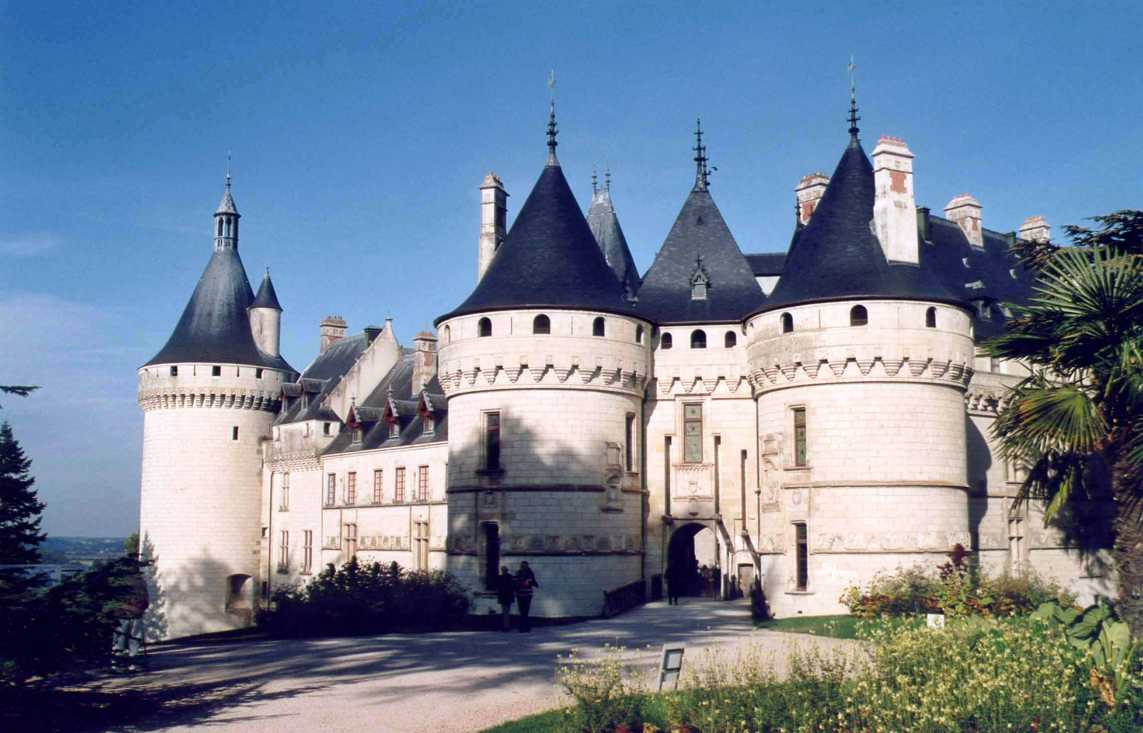 Elfinspell: Chaumont-Sur-Loire, Castle in France, original ...